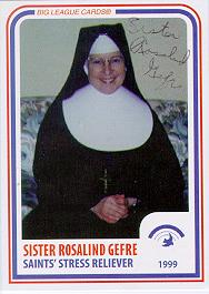 Sister Roz 1999